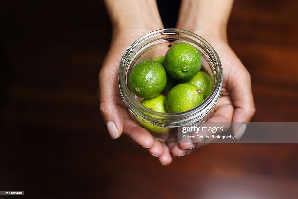 Key Limes : Stock Photo