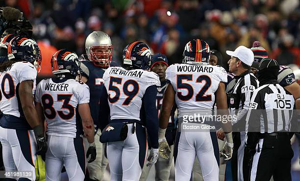 A key moment in the game the coin toss before the start of overtime as the Patriots won the toss but elected to give the ball first to Denver and it...