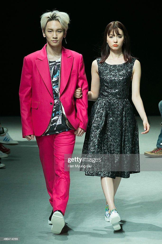JARRET - Runway- Seoul Fashion Week F/W 2014