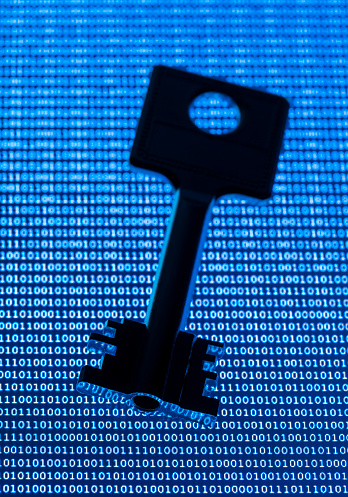 Key on computer display - gettyimageskorea