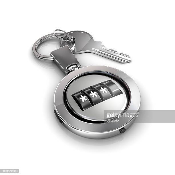 key password and security protection