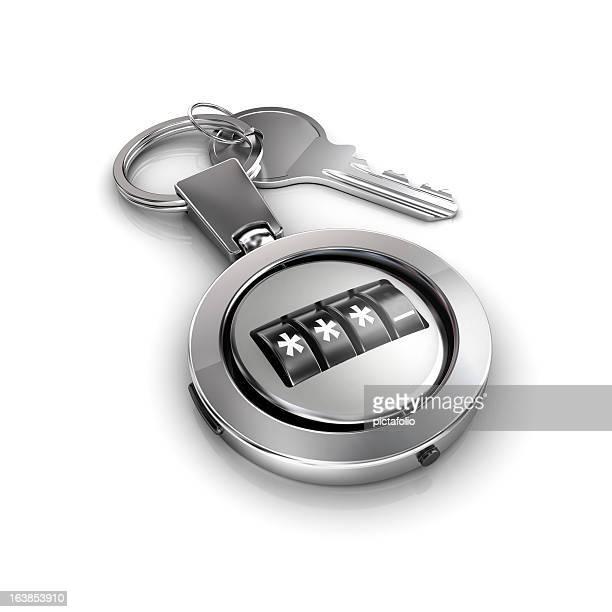 key Passwort-Sicherheit und Schutz