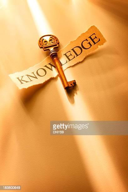 Clé pour connaissance
