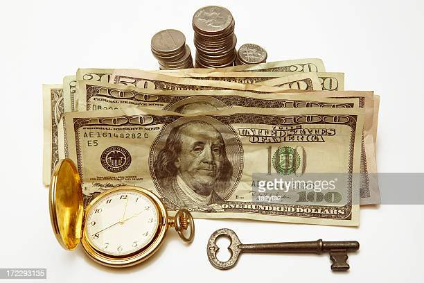 Key to Success, Time and Money
