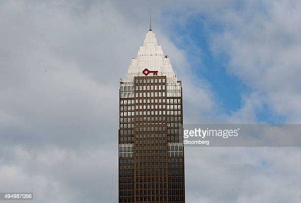 Key Tower the headquarters of KeyCorp stands in Cleveland Ohio US on Friday Oct 30 2015 KeyCorp Ohio's secondlargest bank agreed to buy First Niagara...