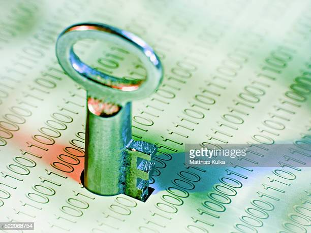 Key Unlocking Code