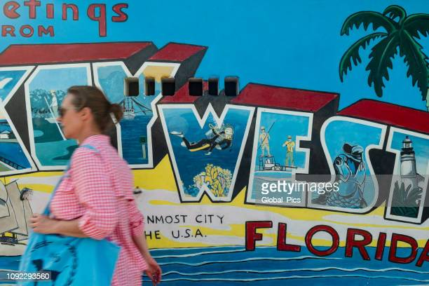 key west, florida keys - usa - key west stock photos and pictures