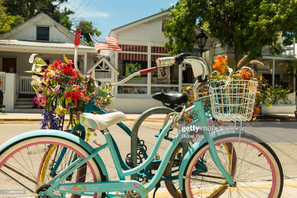 Key West, Florida Keys - USA : Stock Photo