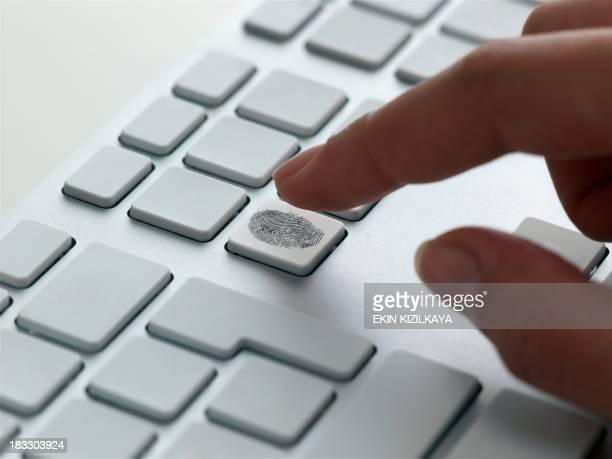 Keyboard. identity