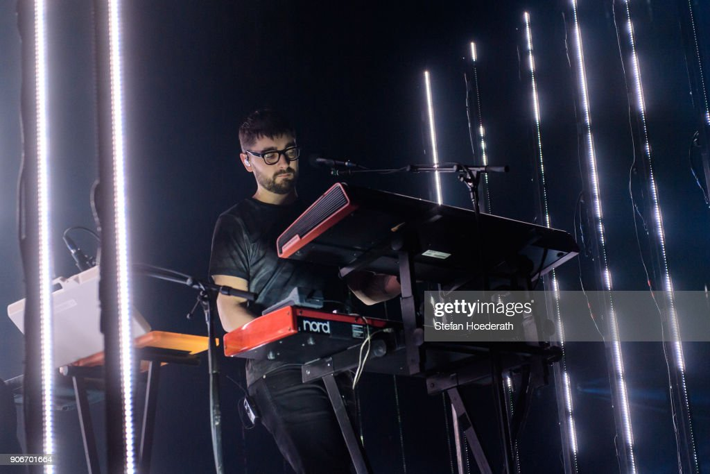 Alt-J Perform In Berlin
