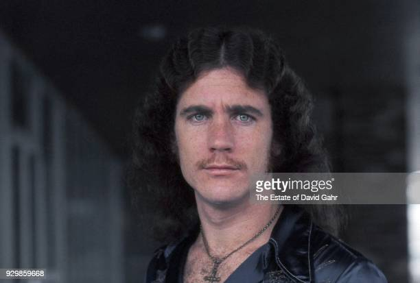 Keyboardist Billy Powell of the rock group Lynyrd Skynyrd poses for a portrait in September 1974 in Parsippany New Jersey