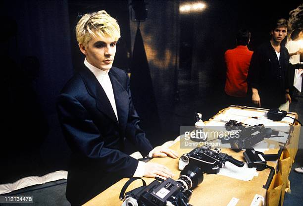 Keyboardist Nick Rhodes of Duran Duran 1993