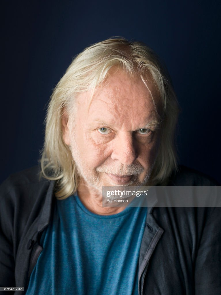 Keyboardist, songwriter, author, television and radio presenter Rick Wakeman is photographed for Saga magazine on July 6, 2017 in London, England.
