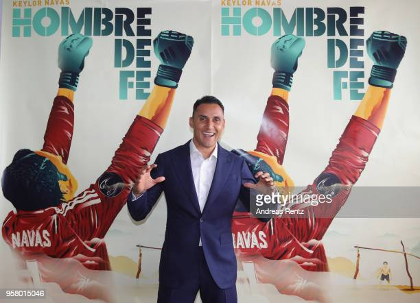 Keylar Navas attends the photocall for 'Hombre De Fe' during the 71st annual Cannes Film Festival at Palais des Festivals on May 13 2018 in Cannes...