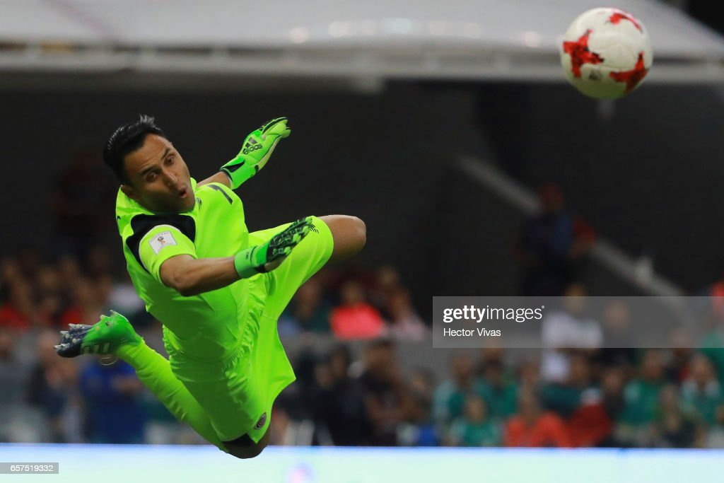 Mexico v Costa Rica - FIFA 2018 World Cup Qualifiers : News Photo