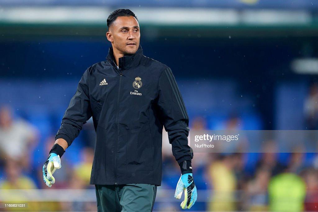 Villarreal CF v Real Madrid CF  - La Liga : ニュース写真