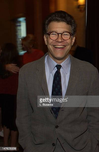 Keynote speaker Al Franken during Arista Records CoSponsors Benefit for PENCIL featuring Avril Lavigne and Blu Cantrell at Hammerstein Ballroom in...