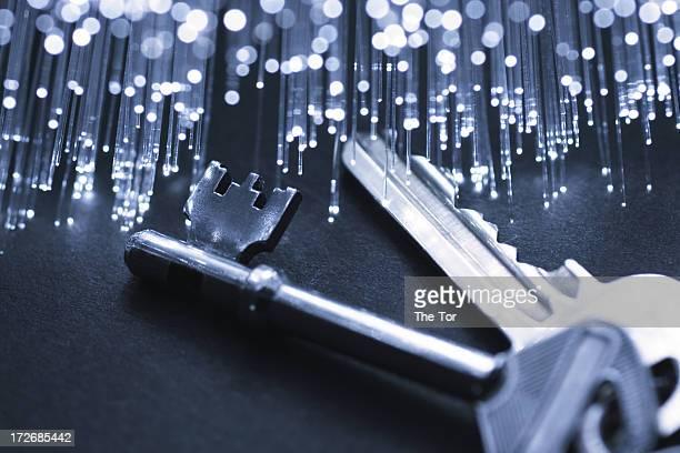 Schlüssel & Glasfasertechnik