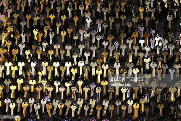 Keys for the Key Maker