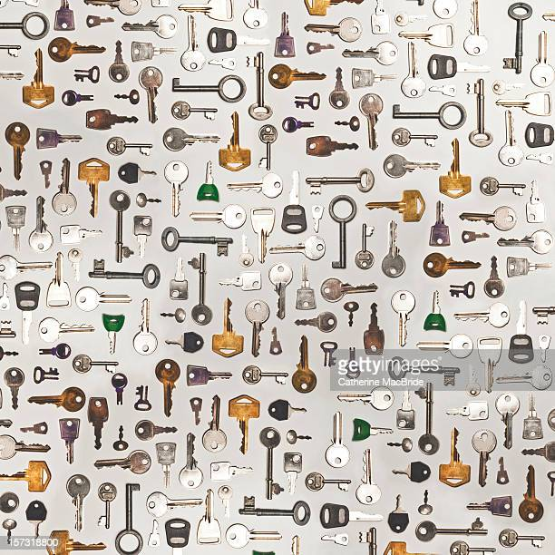 Keys, keys and more keys