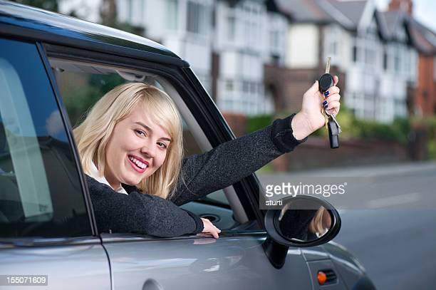 Llaves para el coche