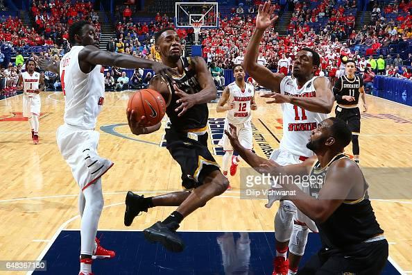 MVC Basketball Tournament - Championship : News Photo