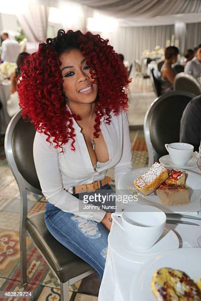 Keyshia Cole attends MILF Celebration Of Entertainment Mothers on February 6 2015 in Beverly Hills California