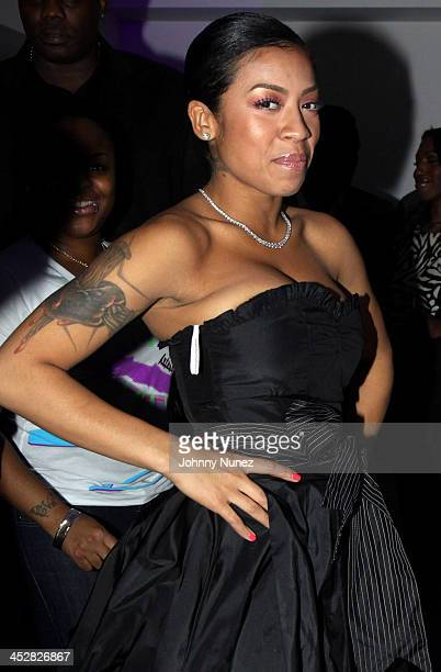 3eb5460fdab7 Keyshia Cole attends Timbaland Grammy Party Presented by Verizon and  Blackberry on February 6 2009 in