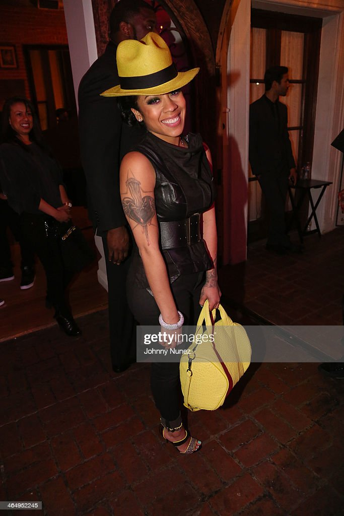 Vibe Magazine's 2nd Annual Pre-GRAMMY Impact Awards : News Photo
