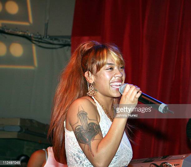 Keyshia Cole during Wendy Williams Hosts Alize Live South Florida at Revolution in New York City New York United States