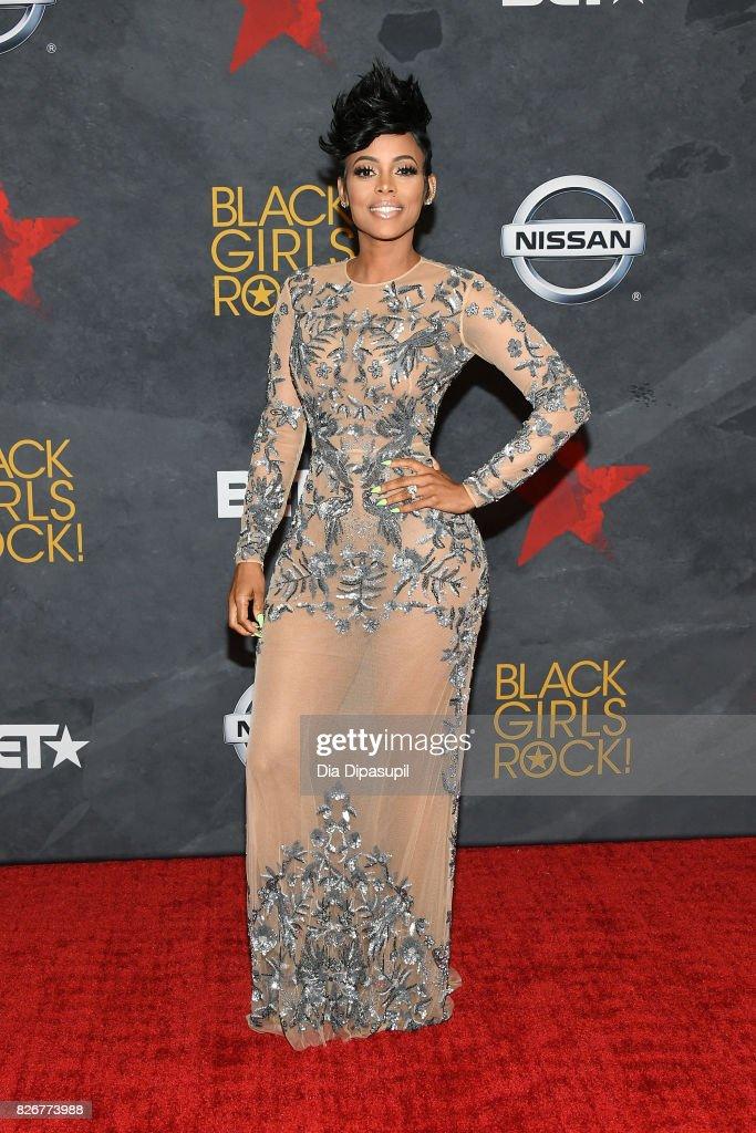 Black Girls Rock! 2017 - Arrivals