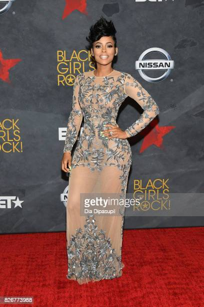 Keyshia Ka'oir attends Black Girls Rock 2017 at NJPAC on August 5 2017 in Newark New Jersey