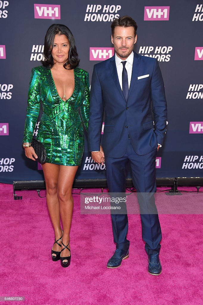 Keytt Lundqvist and Alexander Lundqvist attend the VH1 Hip Hop Honors: All Hail The Queens at David Geffen Hall on July 11, 2016 in New York City.