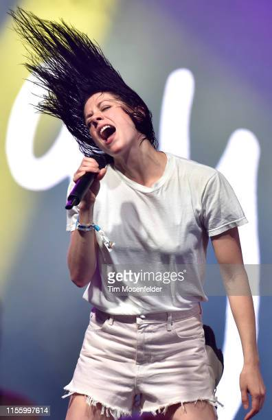 Flay performs during the 2019 Bonnaroo Music & Arts Festival on June 14, 2019 in Manchester, Tennessee.