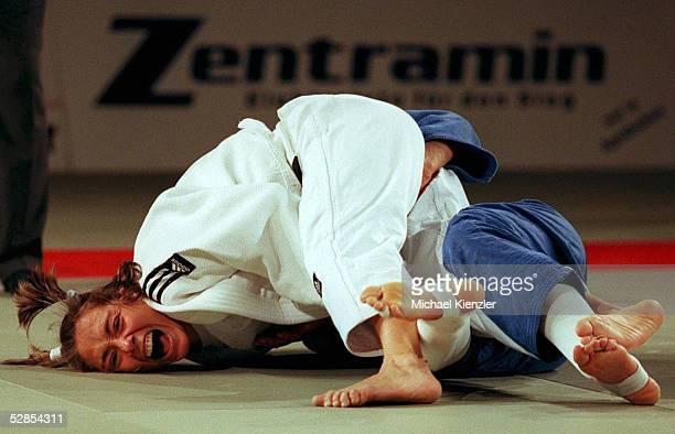 MASTERS 2000 FRAUEN/52 kg Muenchen Carolina MARIANI/ARG