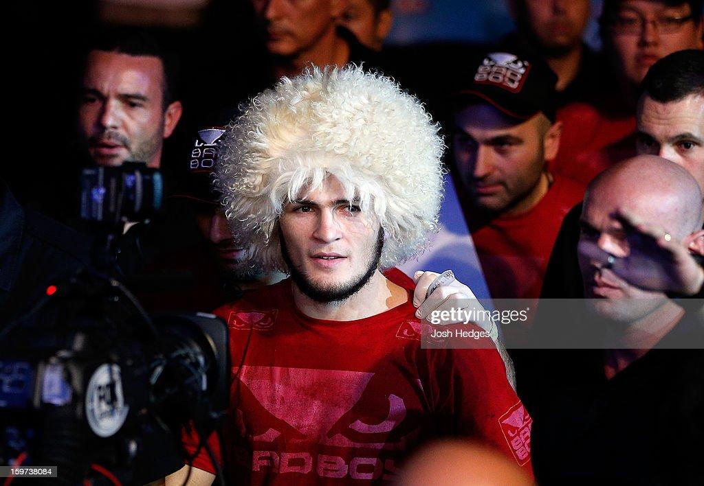 UFC on FX: Tavares v Nurmagomedov : News Photo