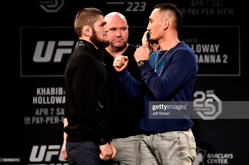 UFC 223: Press Conference