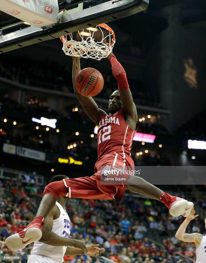 Big 12 Basketball Tournament - First Round : News Photo