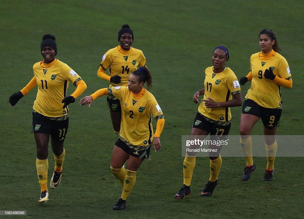 Panama v Jamaica: Third Place Match - CONCACAF Women's Championship : News Photo