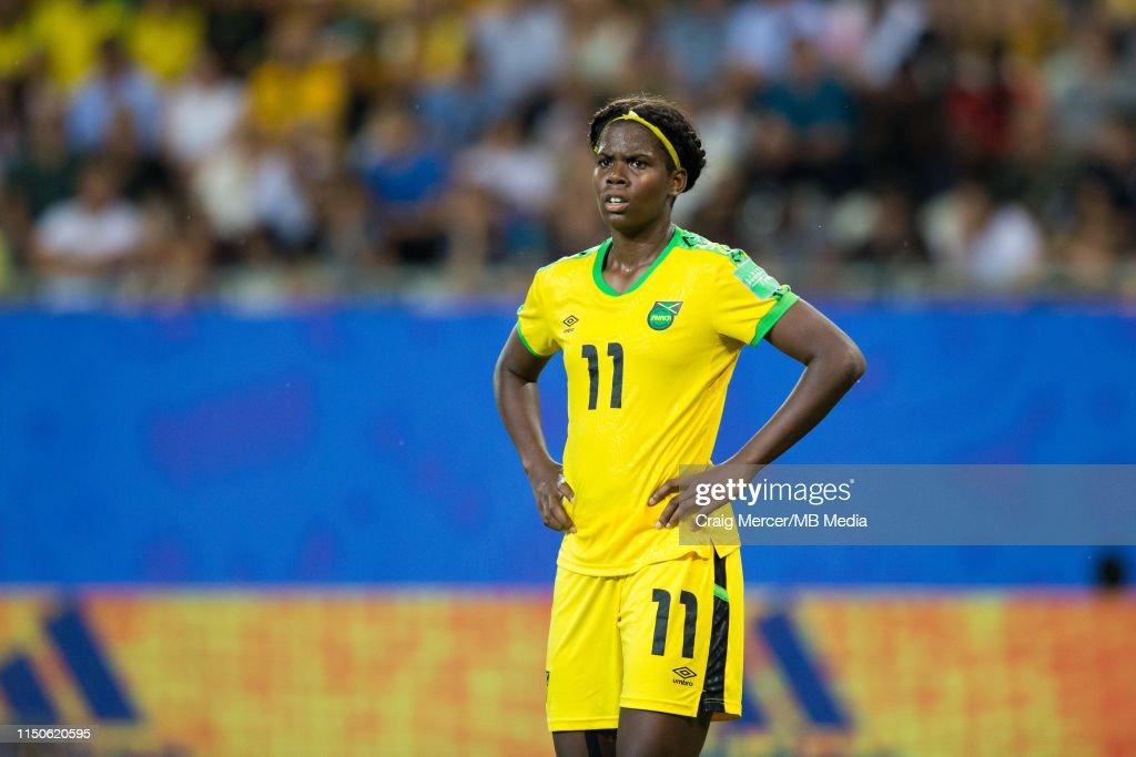 Jamaica v Australia: Group C - 2019 FIFA Women's World Cup France : News Photo