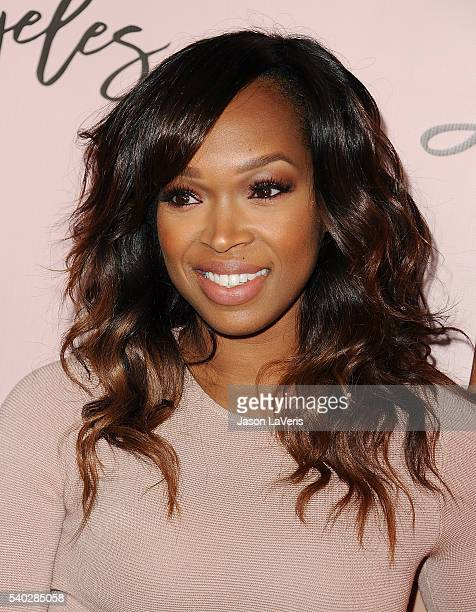 Khadijah Haqq attends the House of CB flagship store launch at House Of CB on June 14 2016 in West Hollywood California