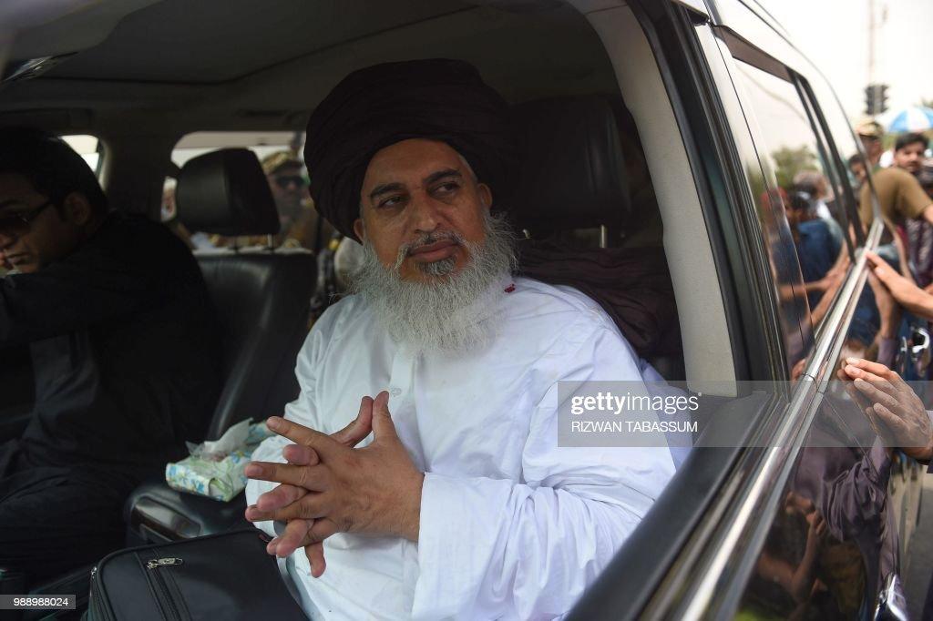 PAKISTAN-POLITICS-ELECTION : News Photo