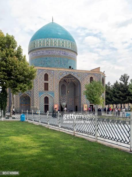 Khajeh Rabi tomb cemetery, Mashhad, Iran