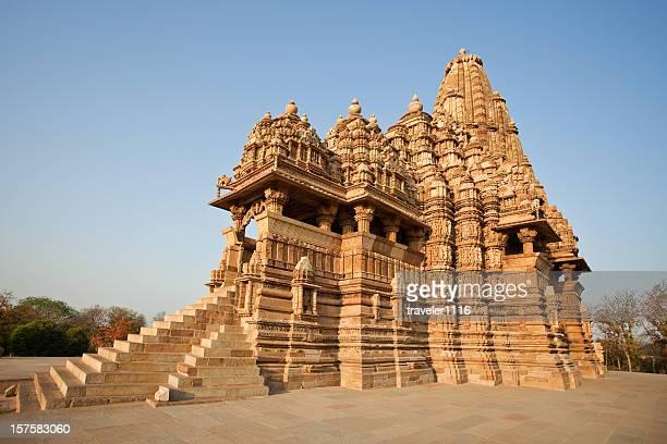 Khajuraho, India Temple