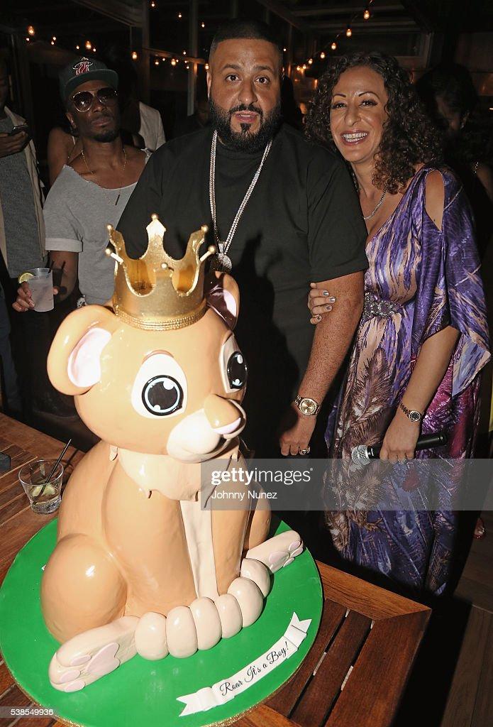 Haute Living Celebrates DJ Khaled And Nicole Khaled Presented By JetSmarter : News Photo