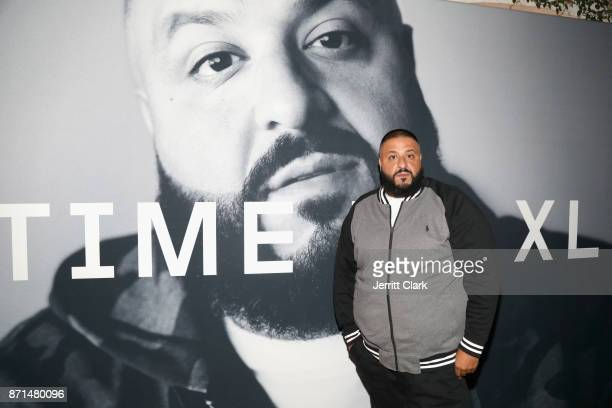 Khaled at the launch of DXL's 2017 Holiday Campaign with DJ Khaled at AOC on November 7 2017 in Los Angeles California