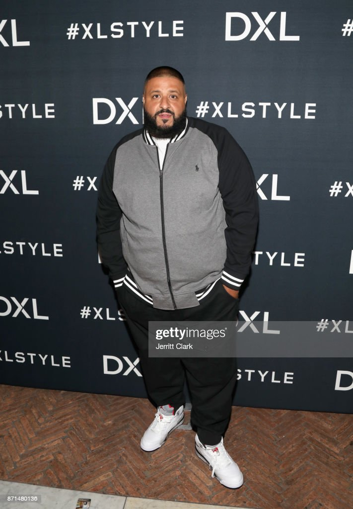 DXL Celebrates The Launch of Their Holiday Campaign With DJ Khaled