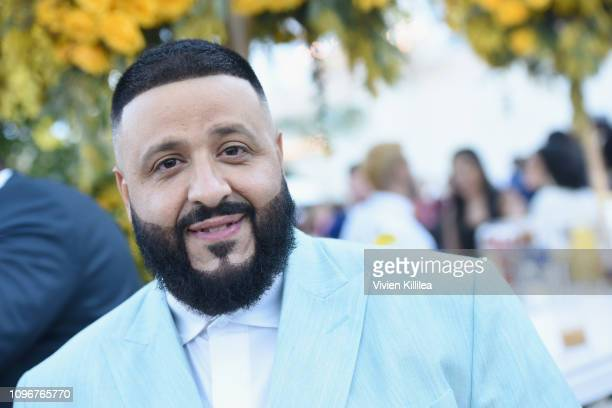 Khaled attends 2019 Roc Nation THE BRUNCH on February 9 2019 in Los Angeles California