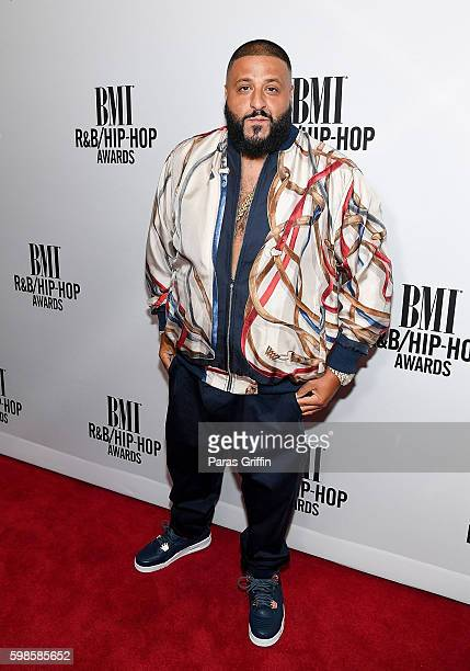 Khaled attends the 2016 BMI RB/HipHop Awards at Woodruff Arts Center on September 1 2016 in Atlanta Georgia