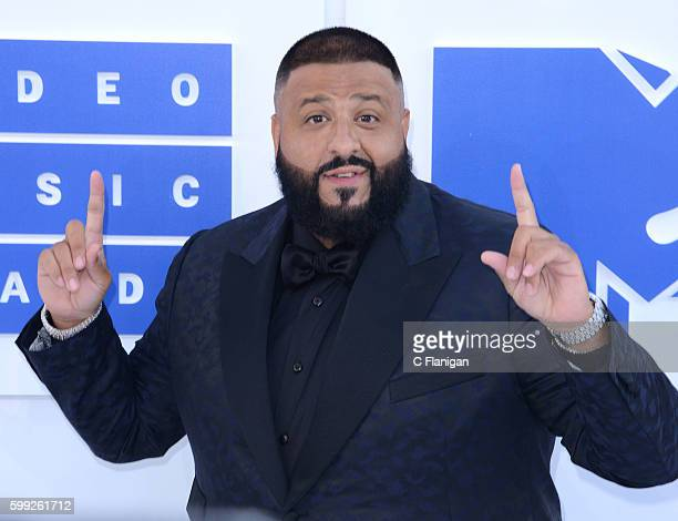 Khaled attends the 2016 MTV Video Music Awards at Madison Square Garden on August 28 2016 in New York City